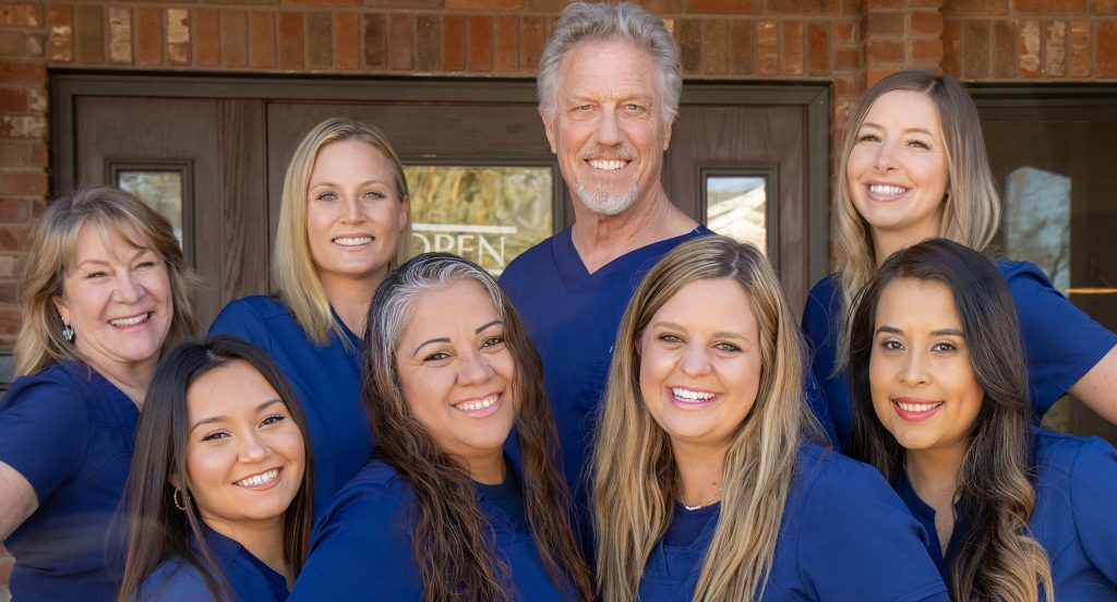 Staff at Seyfried Dental Arts